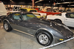 1977 Corvette (scb.mypics) Tags: cars car museum rust automobile display rusty tourist collection scrapyard 1977 corvette classiccars touristdestination carenthusiast tupeloautomobilemuseum