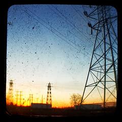 s-swamps_3999 (Michael William Thomas) Tags: light sunset red sky sun ny newyork industry train photo journal trains powerlines target seneca vio mikethomas ttv poerlines viovio mtphoto cmndrfoggy westsenecanywest