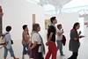 Exposición Leon Golub.Palacio de Velázquez, Parque del Retiro