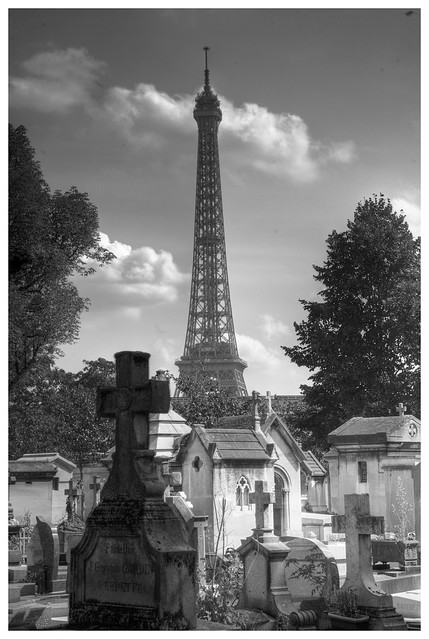 Passy Cemetery 3