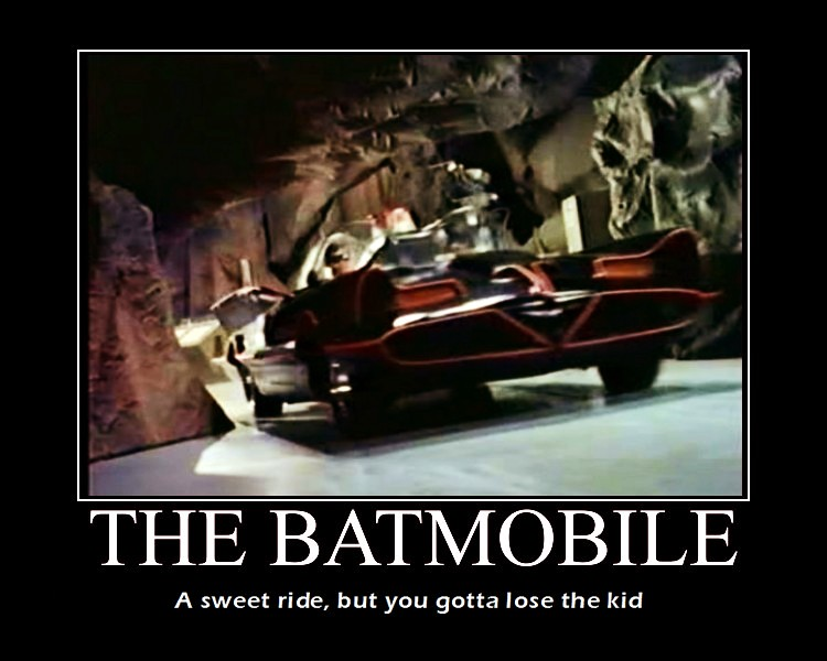 BATMAN : Batmobile 1966
