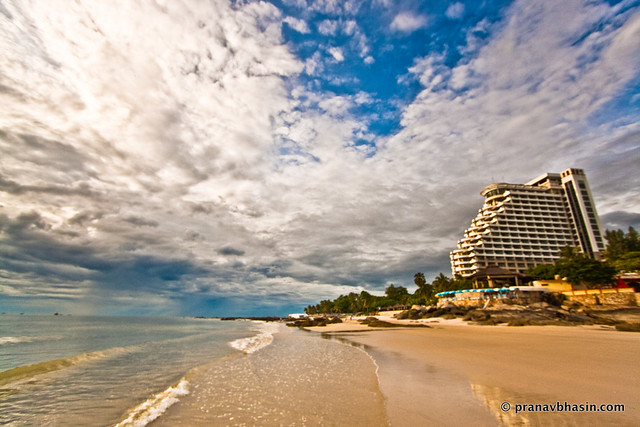 Hilton In The Clouds, At Hua Hin, Thailand