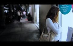 Experiment#2 - Mmmmmh... (Byokko) Tags: gente cinematic vetrina