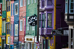 Duckworth (Ayrcan) Tags: city urban canada newfoundland stjohns atlantic northamerica eastcoast