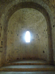 Monestir de Sant Pere de Galligants, Gerona, left apse