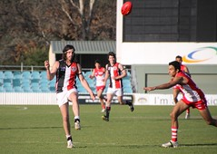 NEAFL Ainslie SF 2011 41 Crook