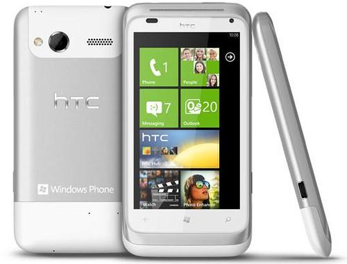 HTC Radar-Windows Phone 7.5