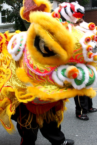 Chinese Dragon Labor Day 2011