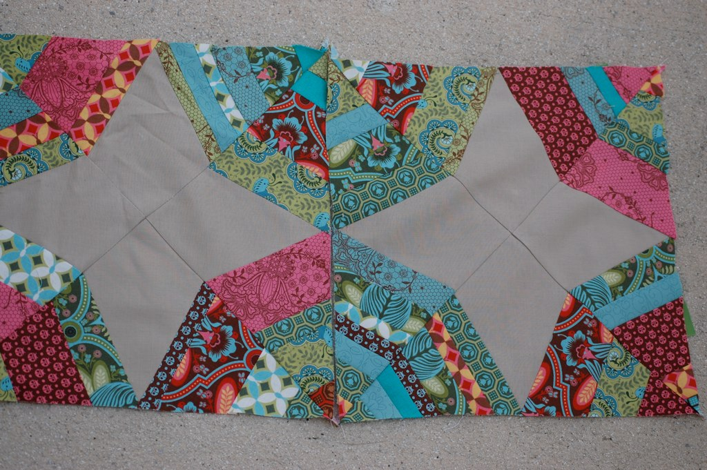 Spiderwebs for QuiltDad