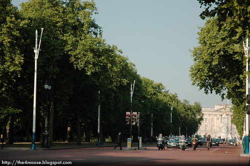 London - The Mall