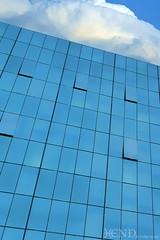 Blue splendor (HeNd Almarzoki) Tags: blue canon photography eos blu architectural bleu jeddah blau ksa splendor        hend      1000d almarzoki