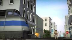 Train Frontier Express - World In Progress
