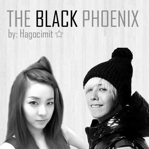 (10-30) The Black Phoenix by domoluvs