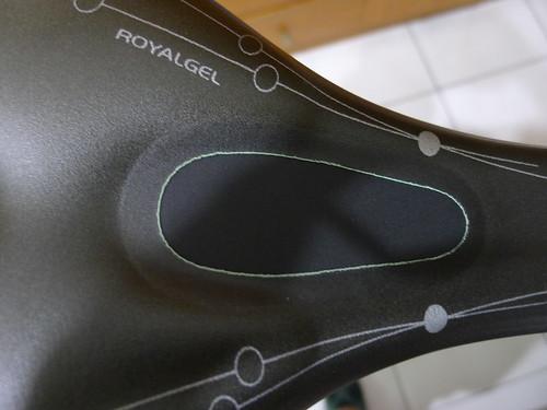 SELLE ROYAL (ERGOGEL) 醫療級矽膠座墊