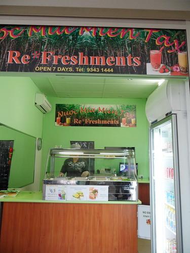 Nuoc Mia Mien Tay Shop Front