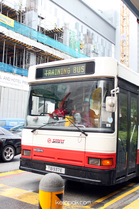 Training Bus