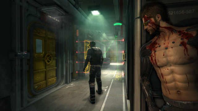 Deus Ex: Human Revolution 'The Missing Link' - Sneaking