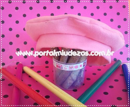 Boina Rosa by Miudezas by miudezas_miudezas
