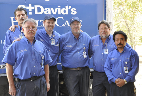 St. David's HealthCare Donates to Victims of Wildfires