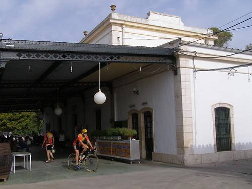 Estación de Luque