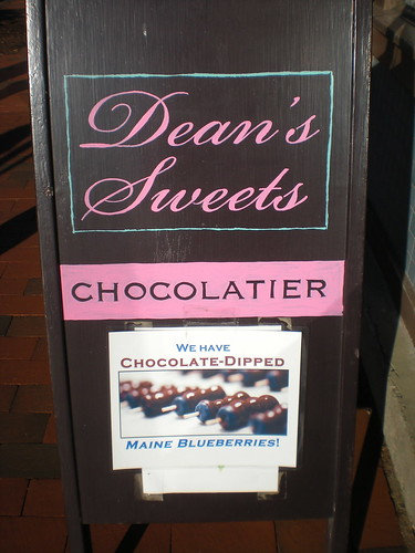 Dean's Sweets, Portland Maine