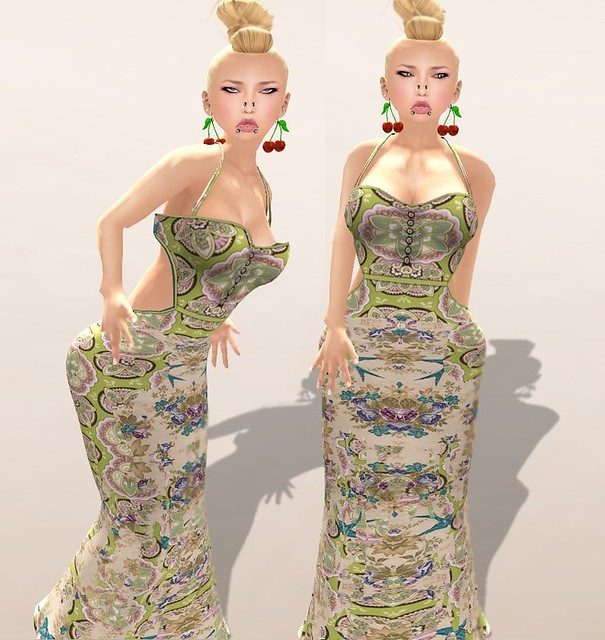 Long Dress vintage
