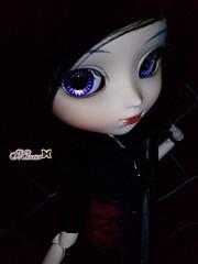 De caza (Marieta (Dama Mzar)) Tags: doll groove pullip obitsu junplanning cinciallegra rewigged rechipped