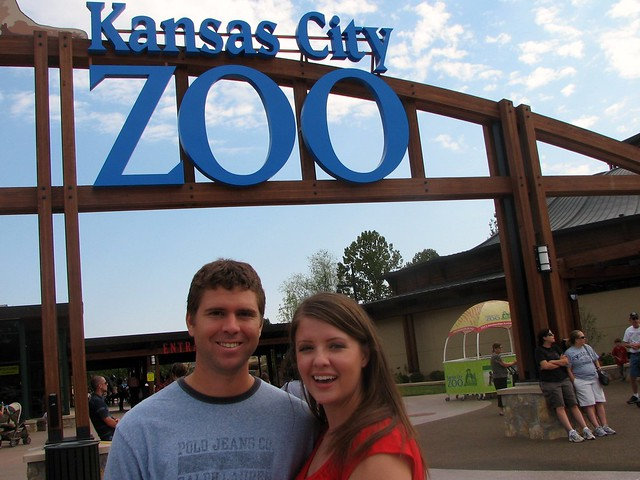 Us at the KC Zoo