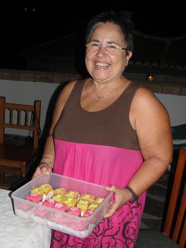 Lola y sus pastelicos