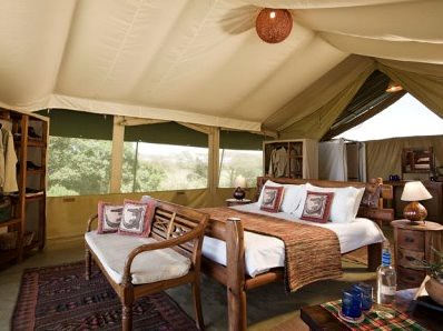 Kicheche Mara Camp Bedroom