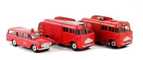 Dinky pompieri