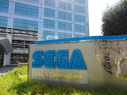 Main SEGA offices in Japan