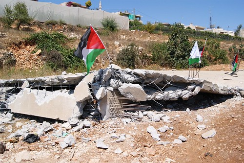 Home Demolition in Occupied Palestine