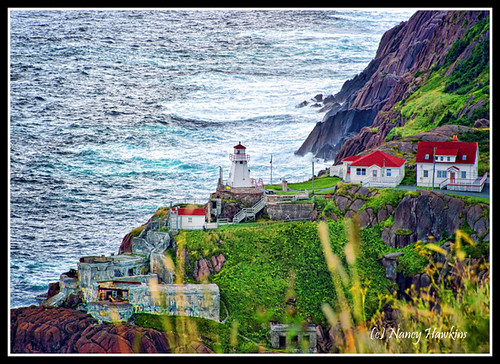 Fort Amherst by Nancy Hawkins