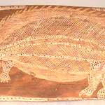 "<b>Anteater</b><br/> -Unknown- ""Anteater"" Painting, ca. 1920-1940 LFAC #2004:06:01<a href=""http://farm7.static.flickr.com/6090/6147704924_ed4c34cb00_o.jpg"" title=""High res"">∝</a>"