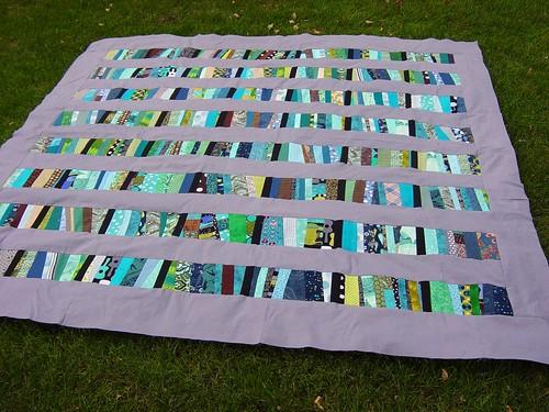 John's quilt by hammskaren