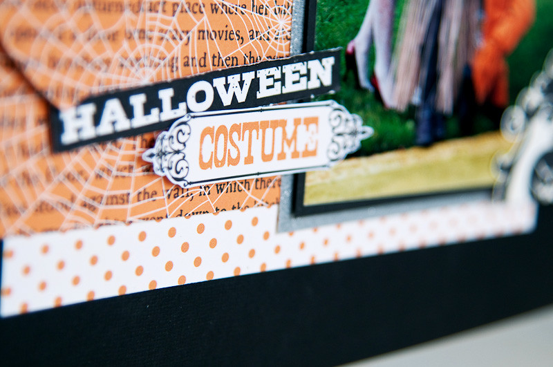 Halloween Costumes {detail}