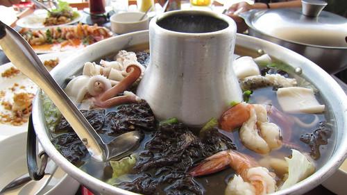 Koh Samui Ta Rua Samui Seafood restaurant サムイ島シーフードレストラン タールア (7)