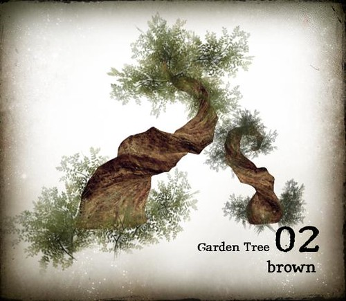 HPMD* Garden trees