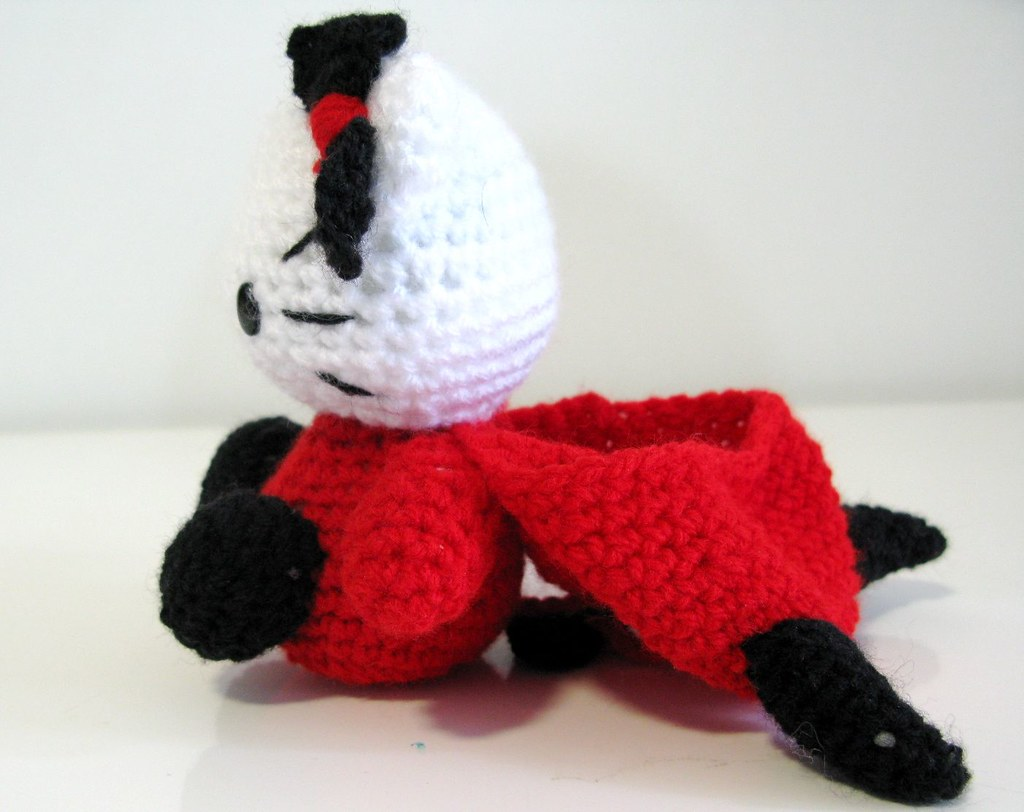 The Worlds newest photos of crochet and devil - Flickr ...