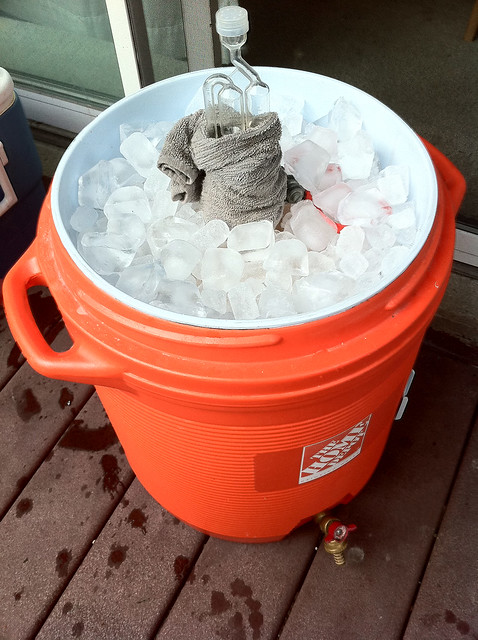 add some ice