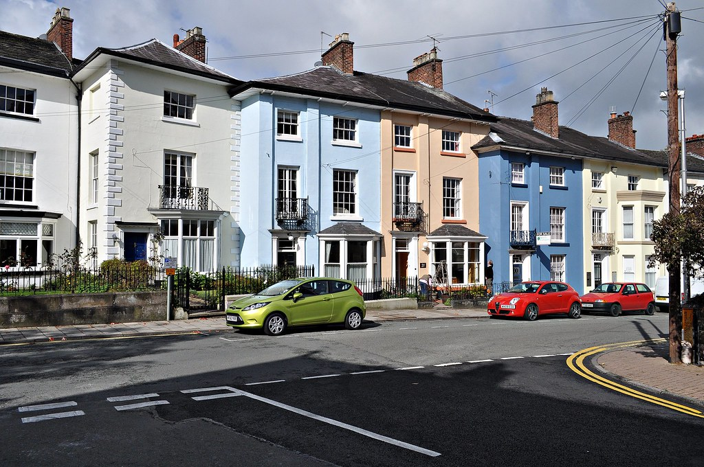 Moody street, Congleton
