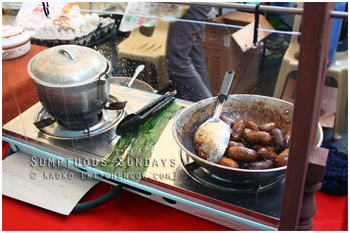 Legazpi Sunday Market: Longganisa