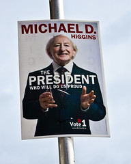Presidential Election Campaign 2011 - Michael D