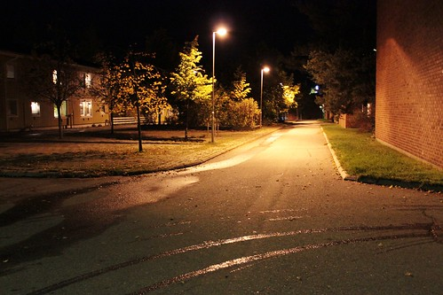 My street.