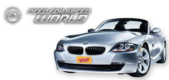 Tony's Need for Speed World Sweepstakes