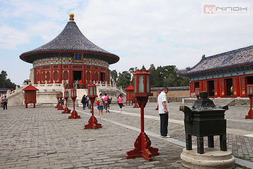 Imperial Vault of Heaven - Temple of heaven 7