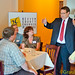 Power Lunch with Dr. Nick Trombetta at Biba, September 14, 2011
