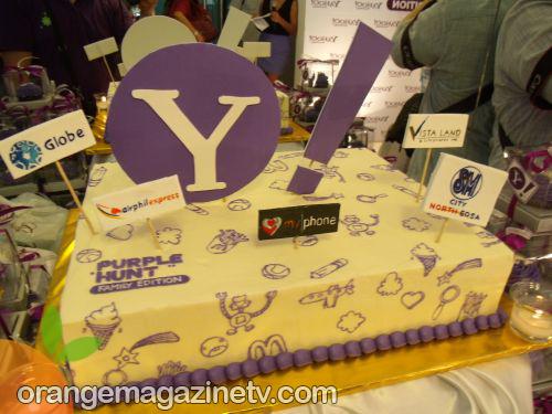 Yahoo Puprple Hunt Family Edition 03