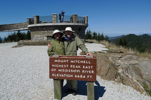 Summit - Mount Mitchell - NC